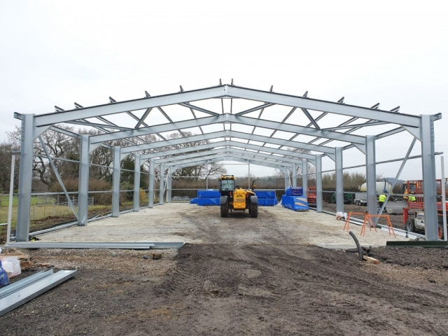 Cold Rolled Frame