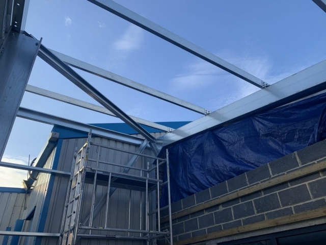 Cold Rolled Purlins